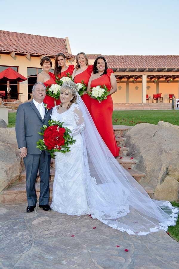 platinum wedding idea - post-wedding photography service in Mesa AZ