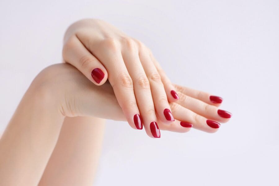 Nail Colors for Wedding Events in Gilbert AZ