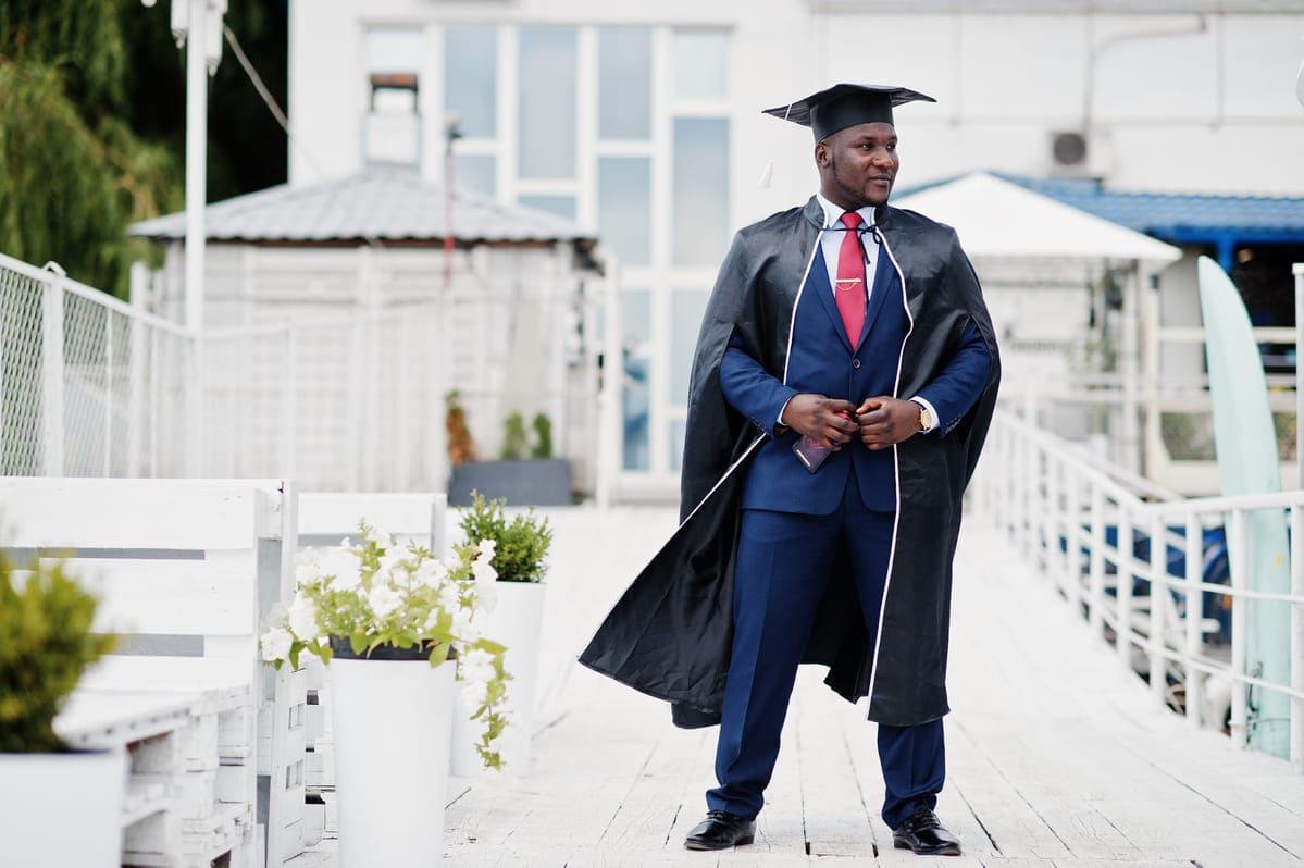 perfect graduation suit