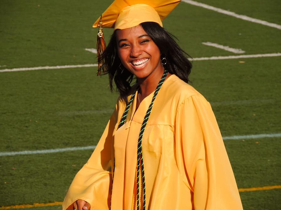 graduation photo in Gilbert AZ