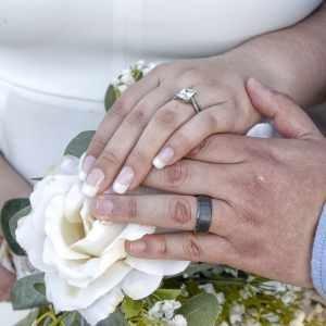 Beautiful Wedding Ring - Professional Wedding Photographer in Mesa AZ